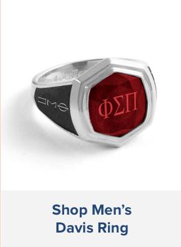 Men's Davis Ring
