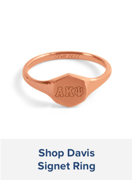 Davis Signet Ring