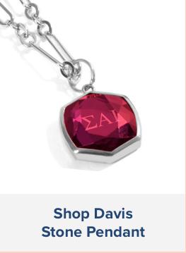 Davis Stone Pendant
