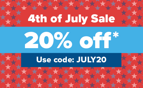Shop 4th of July Sale