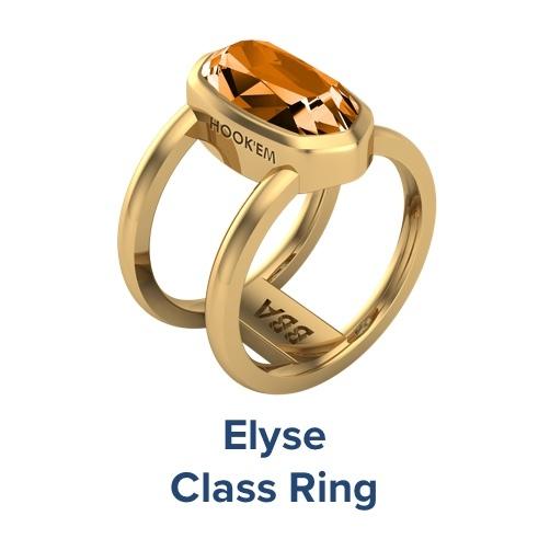 Elyse, Class Ring
