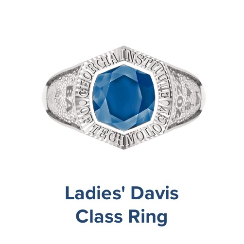 Ladies Davis, Class Ring