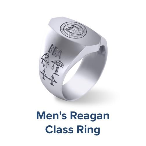 Men's Reagan, Class Ring