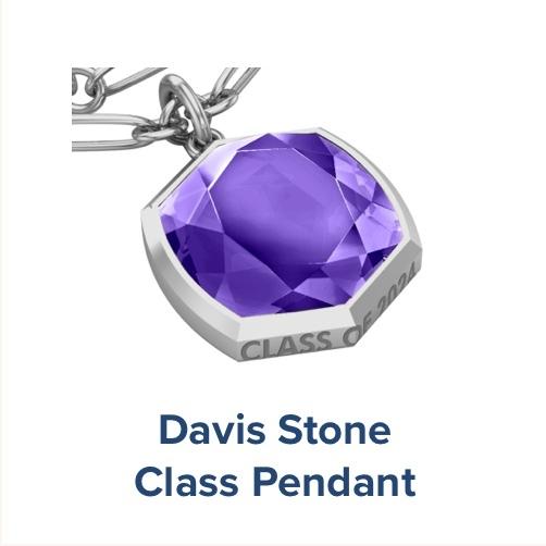 Davis Stone, High School ; Class Pendant
