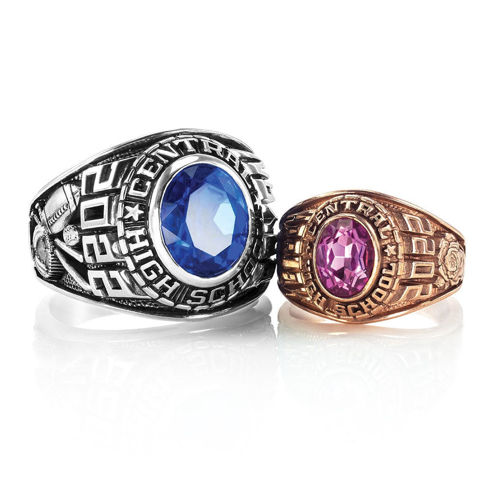 Two idenity collection rings