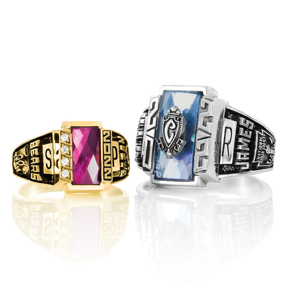 Two legend collection, rings
