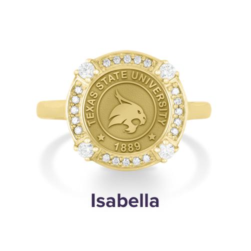 Isabella ring