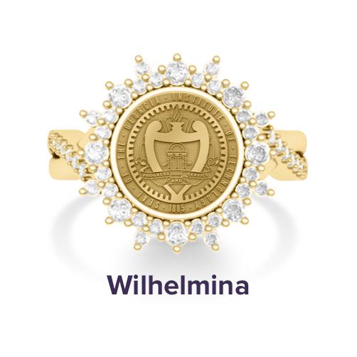Wilhelmina ring